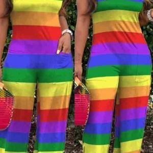 Rainbow Jumpsuit